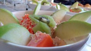 Snack saludable - Rancho de la Luna Minca