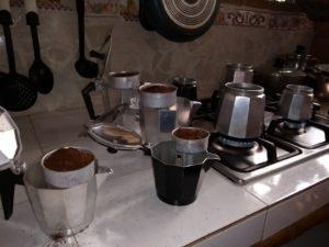 Café - Rancho de la Luna Minca